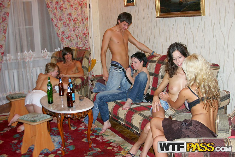 Orgy Party Tube 27