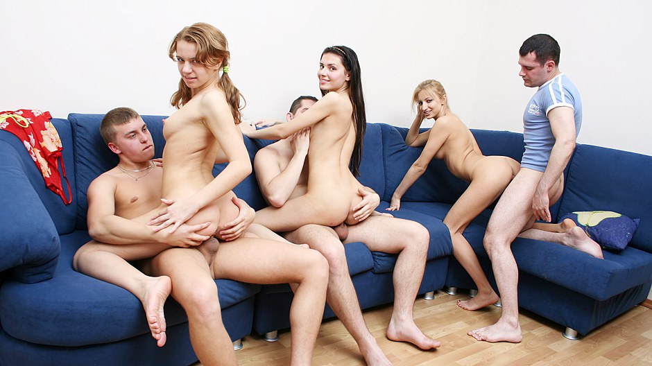 college girls group fucking her teacher