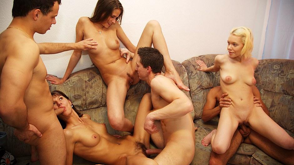Nicole naked group video japanese