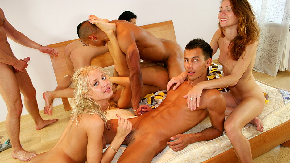 hd groupfuck