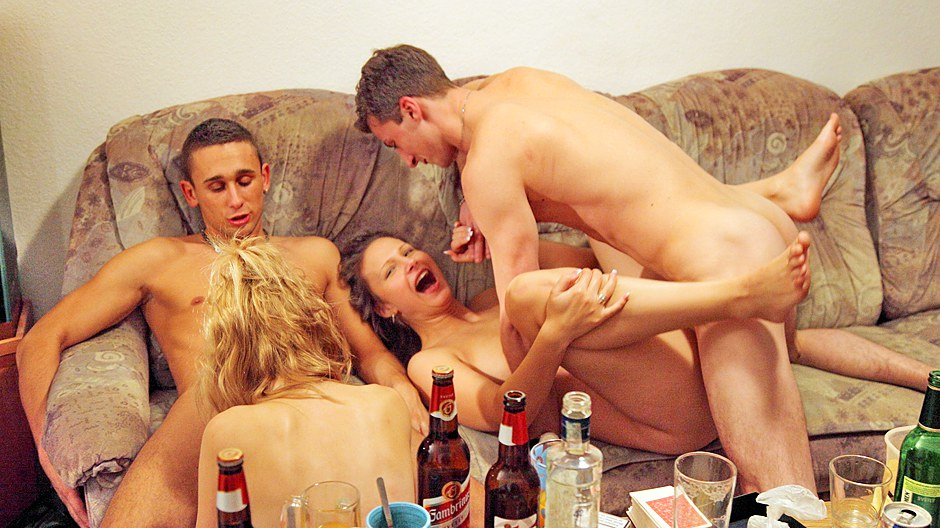 anal sex at college party