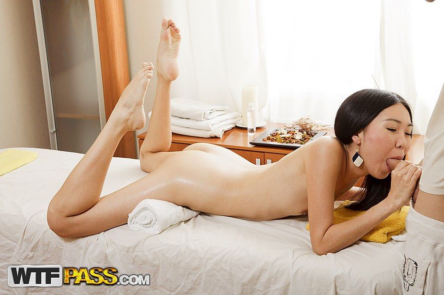 A japanese masseuse and her client 4