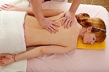 Sex massage redhead for